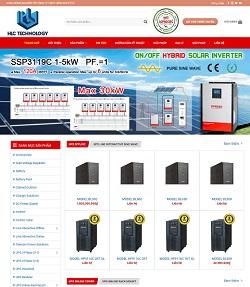website ups sorotec